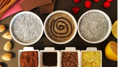The Best Chia Pudding (Three Delicious Combos)