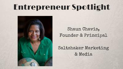 Entrepreneur Spotlight: Shaun Chavis